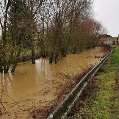 2021 Février Ruisseau du Pillon
